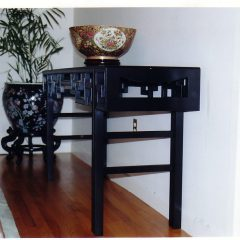 Chinese Reproduction Table