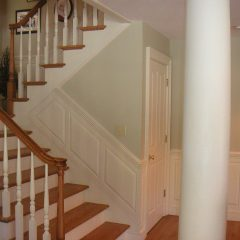 Hampton Staircase & Foyer